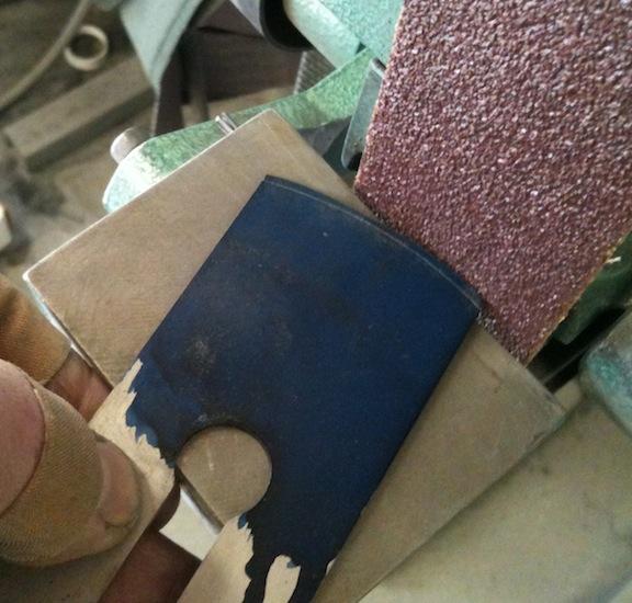 Bench Grinder Tool Rest Gap
