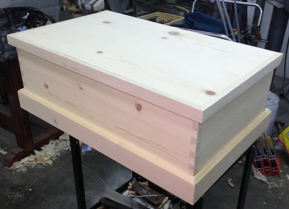 Woodworking making a tool chest PDF Free Download