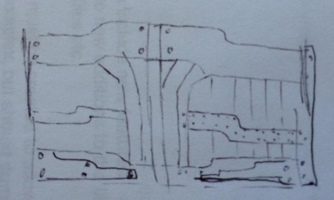 Driveway Gate Idea