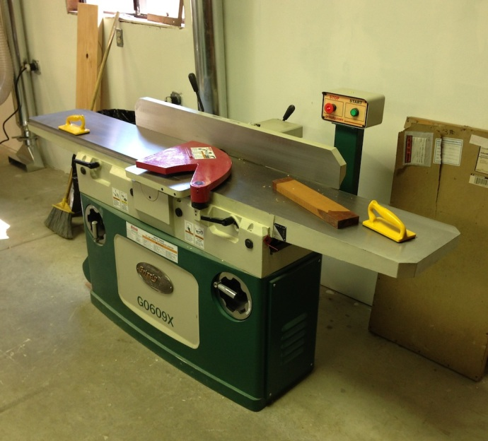 "12"" Jointer"