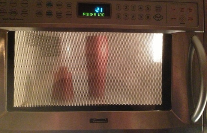 Microwave on High, Season to Taste