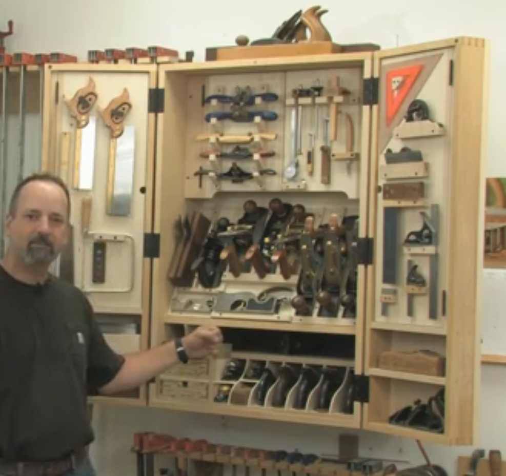 hanging tool cabinet with michael pekovich 3