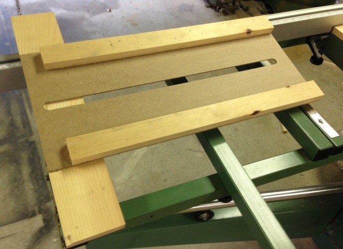 Simple Router Jig