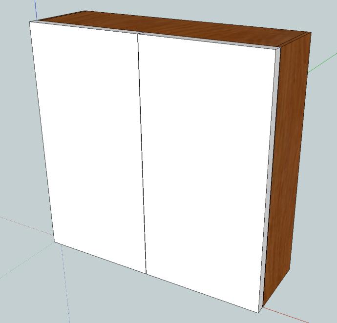 Mockup With Doors