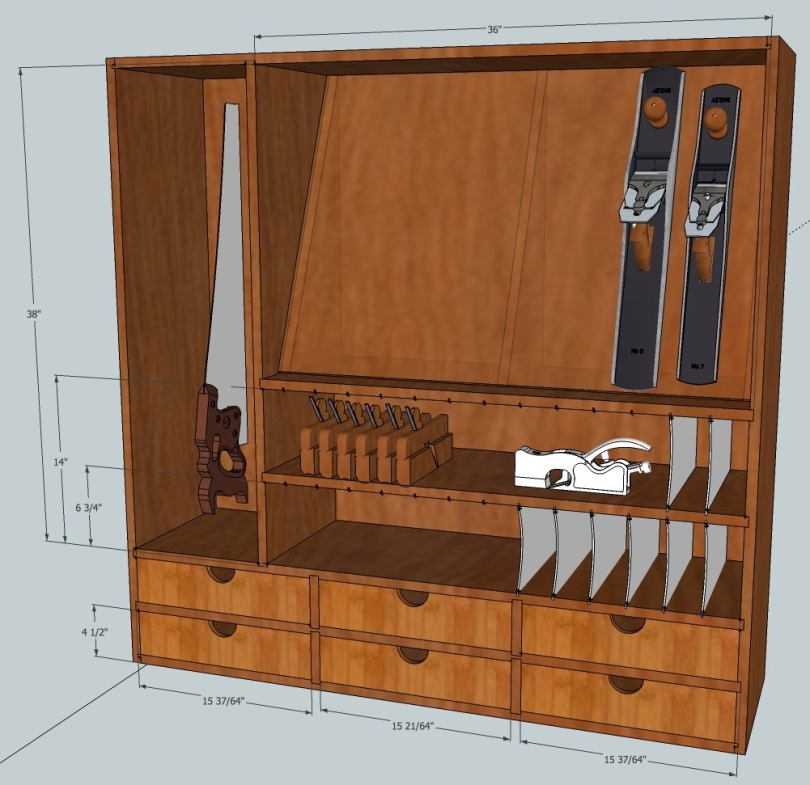 Free Woodworking Plans Tool Cabinets Online Woodworking