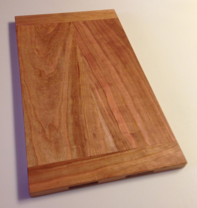 Finished Cutting Board