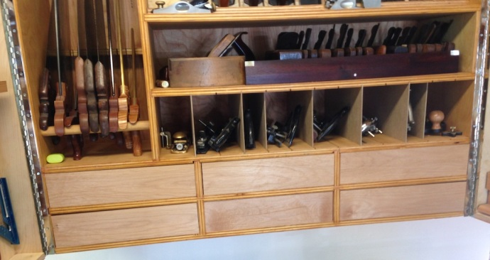 Drawer Fronts Fitted