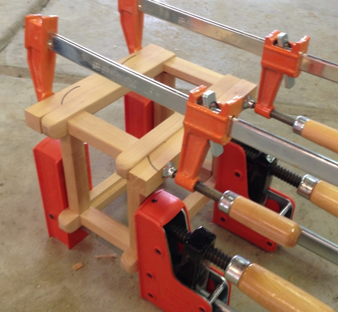 Second Body Clamped