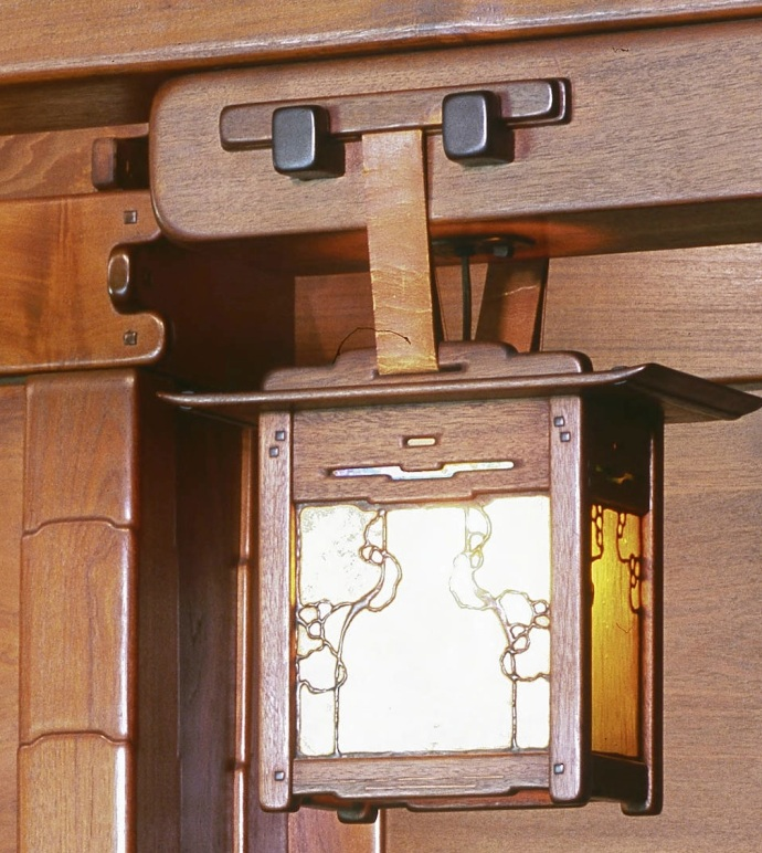 The Original Gamble House Inglenook Sconce