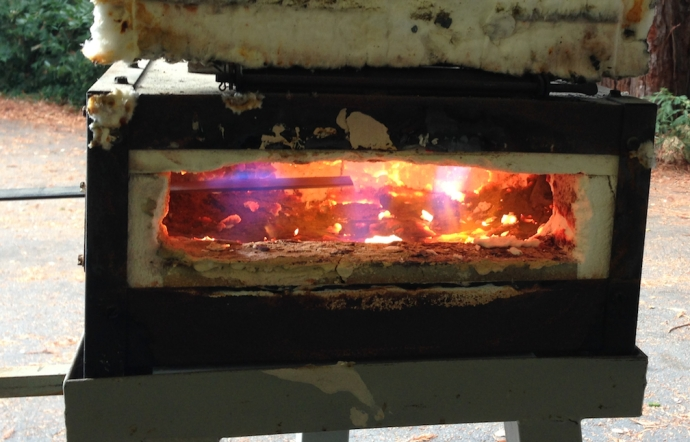 Forge Heating Up