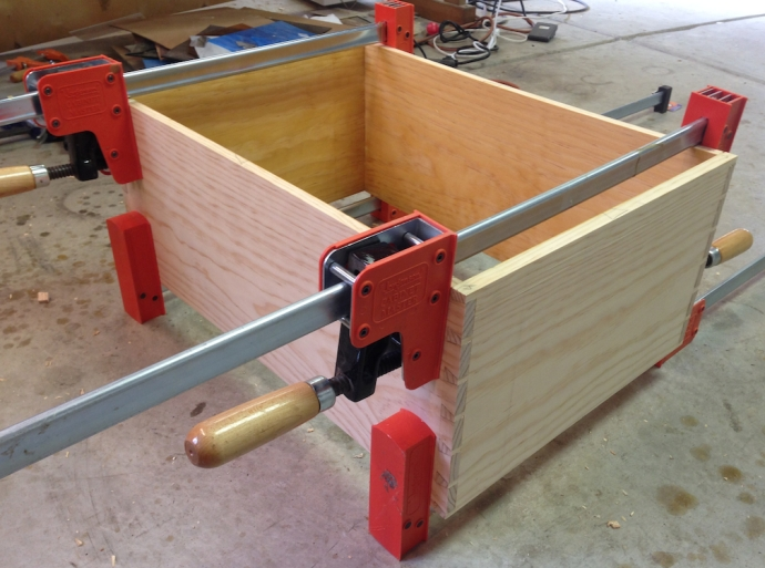 Clamped and Square