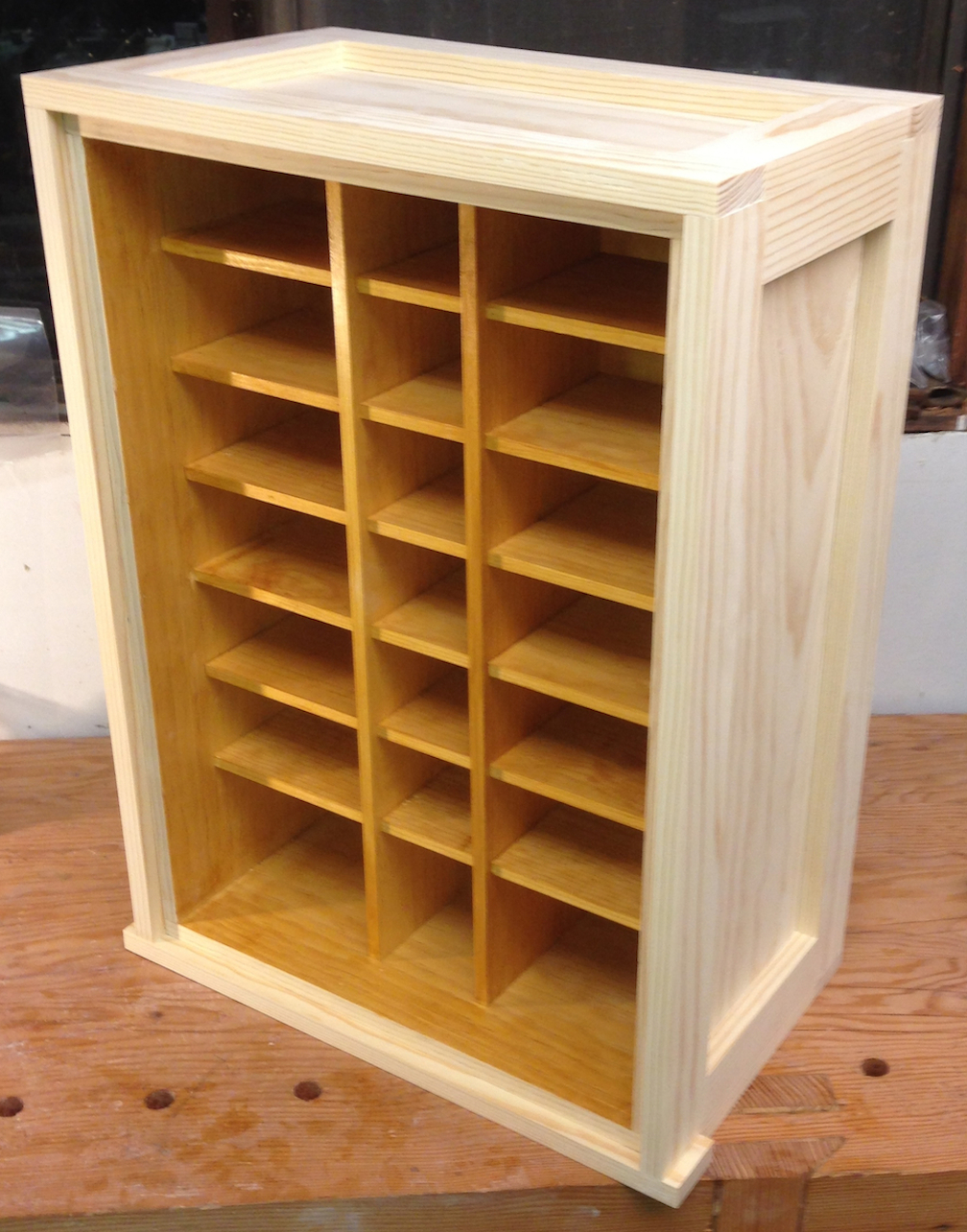 Roy Underhill's Nail Cabinet, Part 3 | McGlynn on Making