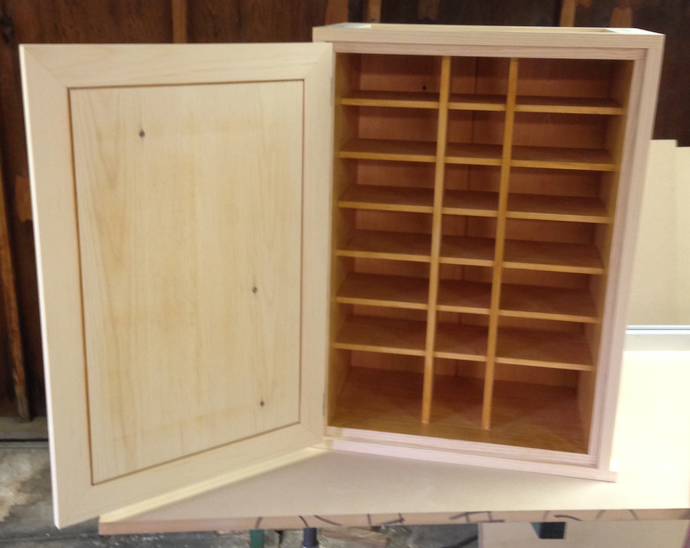 Roy Underhill's Nail Cabinet, Part 5 | McGlynn on Making