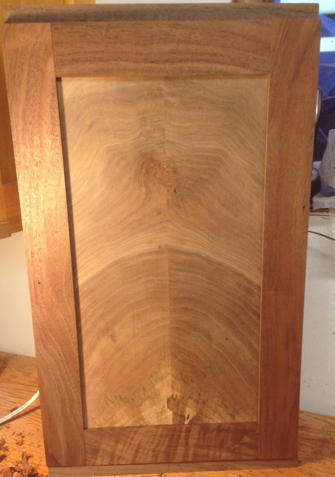 Door, dry fit