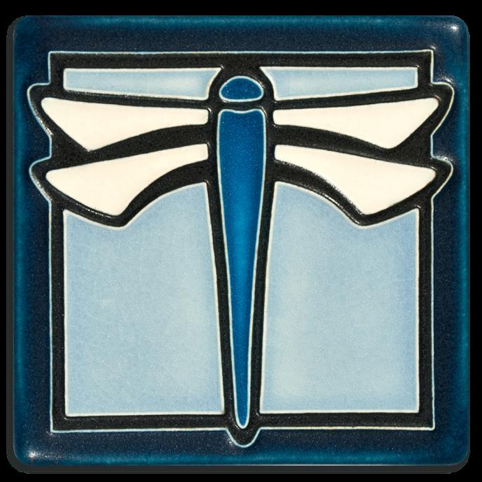 Dard Hunter Dragonfly Design