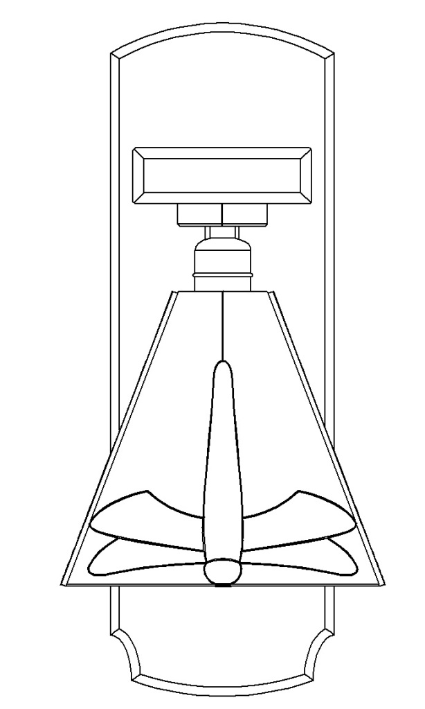 Layout for Sconce