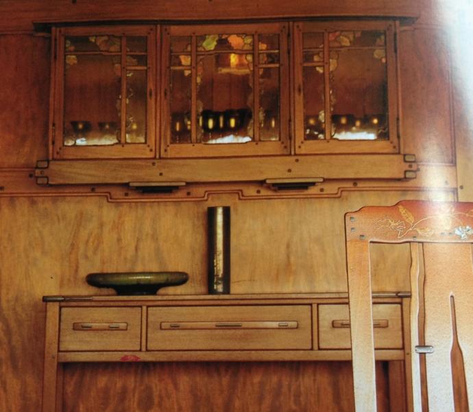 Original Thorsen Cabinet