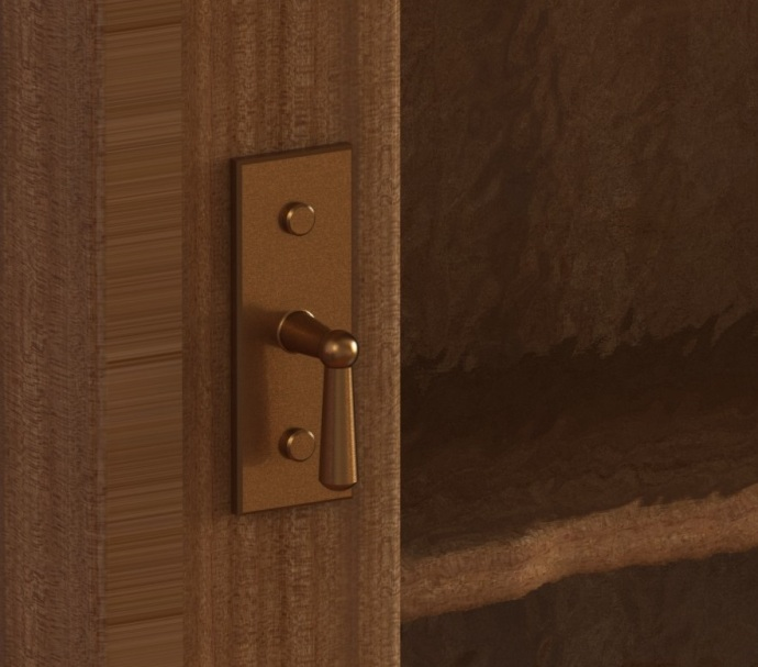 Handle Closeup