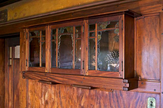 "Original Thorsen Cabinet from ""Poems..."""
