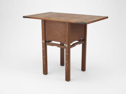 Original Blacker table at the Art Institute of Chicago