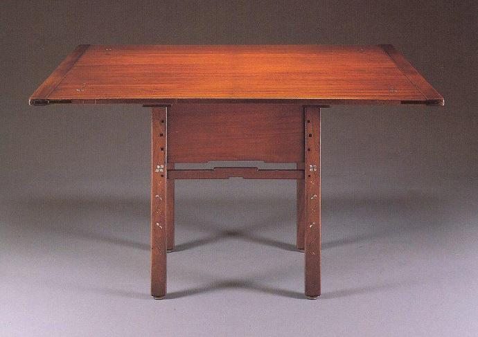 Larger Blacker table
