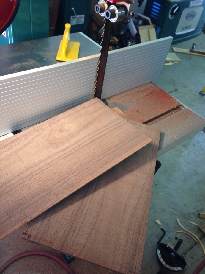 Resawn Eastern Walnut