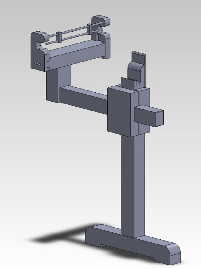 Now I just need to catch up with the CAD model...