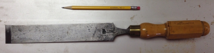Sorby Paring Chisel